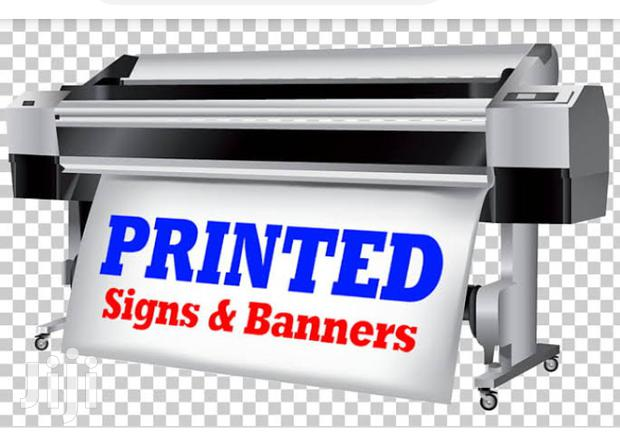 All Size Banner Printing