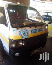Toyota HiAce White | Buses & Microbuses for sale in Nairobi, Roysambu