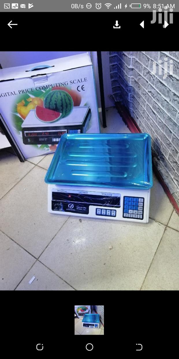 30kgs Digital Weighing Scale Machine