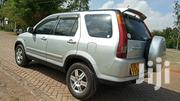 Honda CR-V 2003 2.0i ES Automatic Silver | Cars for sale in Nairobi, Ngara