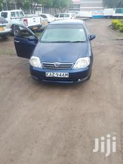 Toyota Corolla 2001 Luxel 1.8 4WD Blue | Cars for sale in Kajiado, Kitengela