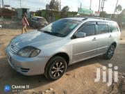 Toyota Fielder 2003 Silver | Cars for sale in Nairobi, Umoja II