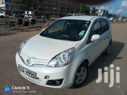Nissan Note 2012 1.4 White | Cars for sale in Nairobi, Umoja II