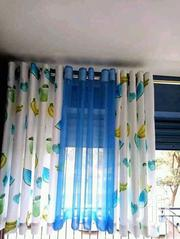 Blue Kitchen Curtain | Home Accessories for sale in Nairobi, Nairobi Central
