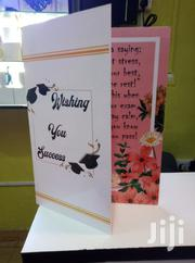 Beautiful Success Cards, Custom Designs | Other Services for sale in Nairobi, Nairobi Central
