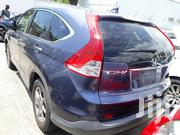 New Honda CR-V 2012 Blue | Cars for sale in Mombasa, Shimanzi/Ganjoni