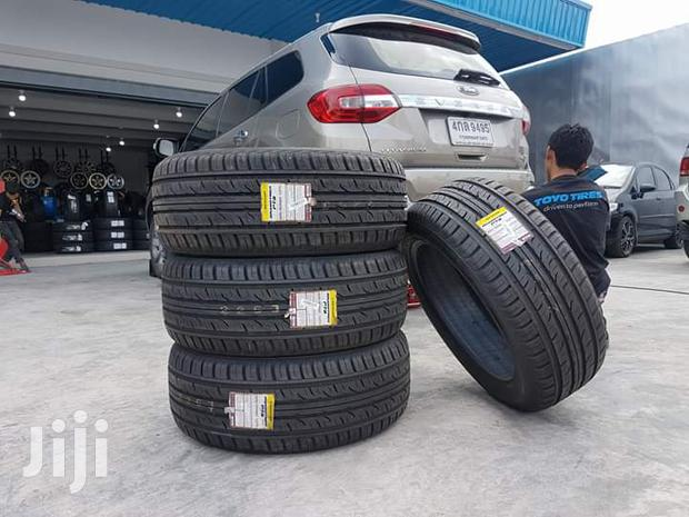 225/65/17 Dunlop Tyres Is Made In Japan
