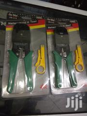Crimping Tool & Wire Stripper For Networking | Hand Tools for sale in Nairobi, Nairobi Central