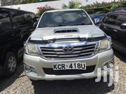 Toyota Hilux 2012 2.5 D-4D 4X4 SRX Gray | Cars for sale in Nairobi, Kilimani