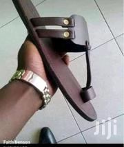 Men Leather Sandals On Sale | Shoes for sale in Nairobi, Kasarani