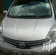 Nissan Note 2011 1.4 Gray | Cars for sale in Kiambu, Kikuyu