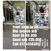 Prime Front Shop to Let Moi Avenue Near M.K.U Nairobi | Commercial Property For Rent for sale in Nairobi, Nairobi Central