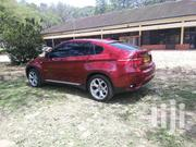 BMW X6 2008 Sports Activity Coupe Red | Cars for sale in Nairobi, Karura
