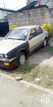 BMW 320i 1987 Brown   Cars for sale in Nairobi, Harambee