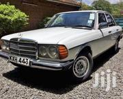 Mercedes-Benz 200 1980 White | Cars for sale in Nairobi, Woodley/Kenyatta Golf Course