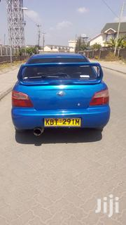 Subaru Impreza 2005 Blue | Cars for sale in Nairobi, Embakasi