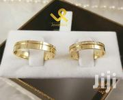 Custom Made Bride N Groom 18k Gold Wedding Ring Bands | Jewelry for sale in Nairobi, Nairobi Central