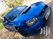 Subaru Impreza 2005 2.0 WRX Blue | Cars for sale in Nairobi, Kileleshwa