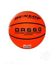 Basketball Dunlop-dr-660 Outdoor Rubber | Sports Equipment for sale in Nairobi, Nairobi Central