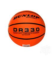 Basketball-dunlop-dr-330 Outdoor Rubber | Sports Equipment for sale in Nairobi, Nairobi Central
