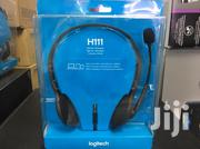 Logitech H111 Multimedia Headphones | Accessories for Mobile Phones & Tablets for sale in Nairobi, Nairobi Central