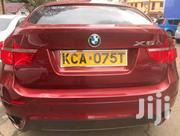 BMW X6 2008 Sports Activity Coupe Red | Cars for sale in Nairobi, Nairobi Central