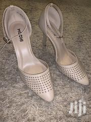 Fancy Buckle Up Nudes   Shoes for sale in Mombasa, Mkomani