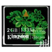 Kingston 2GB CF Compact Flash High Speed Compactflash I Memory Card Fo | Cameras, Video Cameras & Accessories for sale in Nairobi, Nairobi Central