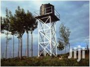 Elevated Steel Press Tank | Building Materials for sale in Homa Bay, Mfangano Island