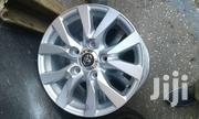 """Ex Japan Size 18"""" Rims For Landcruiser V8 