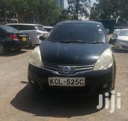 Nissan Note 2010 1.4 Black | Cars for sale in Nairobi, Nairobi Central