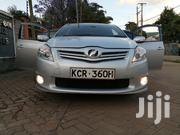Toyota Auris 2011 Silver | Cars for sale in Nairobi, Kilimani