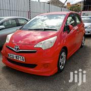 New Toyota Ractis 2012 Red | Cars for sale in Nairobi, Kasarani