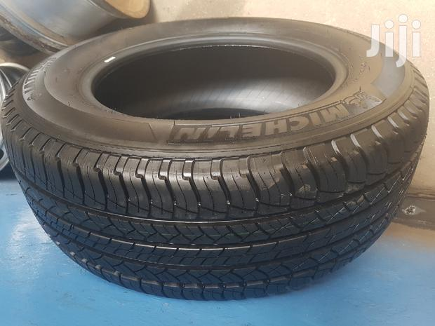 265/60/18 Michelin Tyres