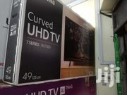 49 Inch Samsung Curved UHD LED TV RU7300 | TV & DVD Equipment for sale in Nairobi, Nairobi Central