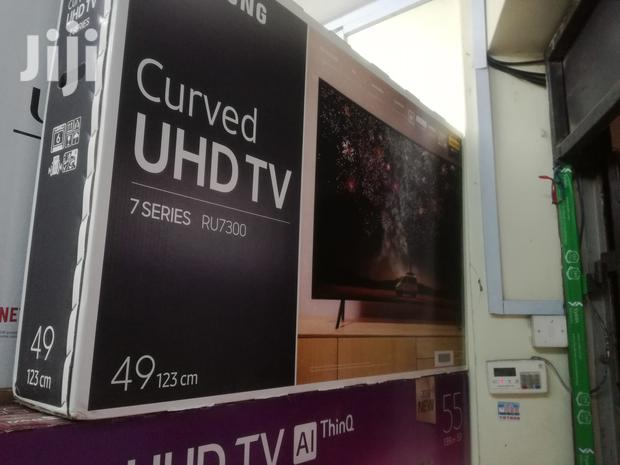 49 Inch Samsung Curved UHD LED TV RU7300