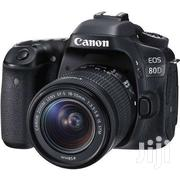 Canon EOS 80D DSLR Camera With 18-55mm Lens | Cameras, Video Cameras & Accessories for sale in Nairobi, Nairobi Central