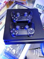 Ps4 Slim ,Two Controllers | Video Game Consoles for sale in Nairobi, Nairobi Central