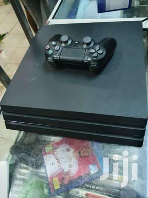 Ps4 Pro With One Pad
