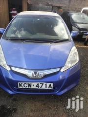 New Honda Fit 2012 Automatic Blue | Cars for sale in Nairobi, Nairobi Central