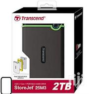 2TB Transcend Hard Disk | Computer Accessories  for sale in Nairobi, Nairobi Central