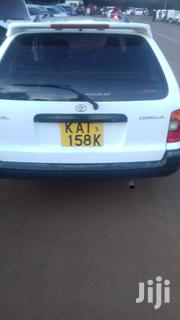 Toyota Corolla 1998 Station Wagon White | Cars for sale in Uasin Gishu, Kapsoya