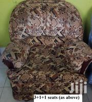 3 Seater + 1 Seater + 1 Seater Sofas | Furniture for sale in Nairobi, Kayole Central