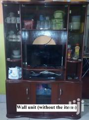 A 2-Piece Wall Unit | Furniture for sale in Nairobi, Komarock