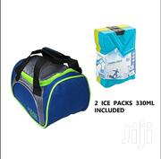 Breast Milk Cooler Bag With 2 Cooler Ice Packs - Blue & Grey | Maternity & Pregnancy for sale in Nairobi, Nairobi Central