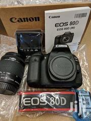 Canon 80D | Cameras, Video Cameras & Accessories for sale in Nairobi, Nairobi Central