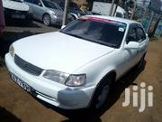 Toyota Corolla 2001 White | Cars for sale in Kiambu, Hospital (Thika)
