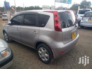 Nissan Note 2009 1.4 Silver
