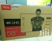 TCL Smart 4K Uhd TV 55inch | TV & DVD Equipment for sale in Nairobi, Nairobi Central