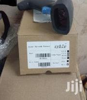 Syble 1D Laser Handheld Barcode Scanner With Stand | Store Equipment for sale in Nairobi, Nairobi Central